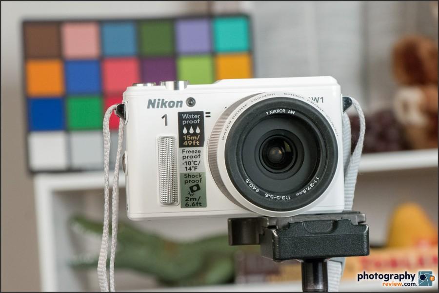 Nikon 1 AW1 Studio Sample Photos