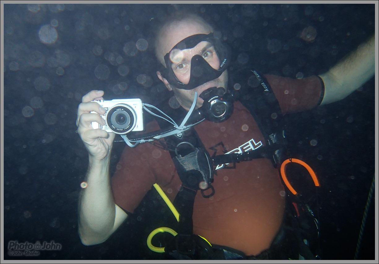 Nikon 1 AW1 Underwater Testing