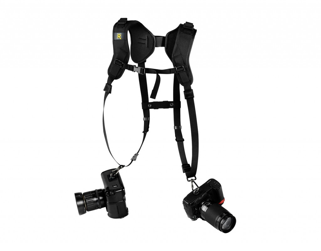 BlackRapid RS DR-1 Double Camera Strap Featured User Review