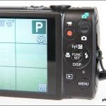 Canon PowerShot ELPH 330 HS - Controls