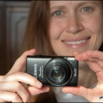 My Wife Shows Off Her Canon PowerShot ELPH 330 HS Camera