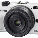 Canon EOS M2 With EF-M 22mm f/2 STM Zoom Lens