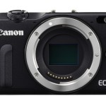 Canon EOS M2 Mirrorless Camera - 18-Megapixel APS-C CMOS Sensor