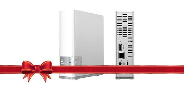 WD My Cloud Digital Storage - 2013 Holiday Guide