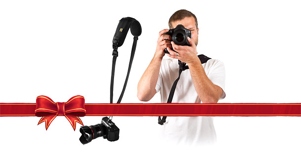 Camera Straps - 2013 Holiday Guide