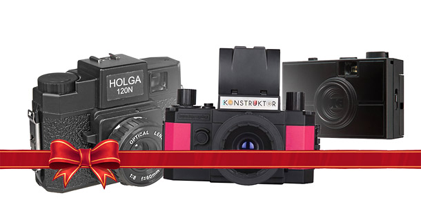 Toy Cameras - 2013 Holiday Guide
