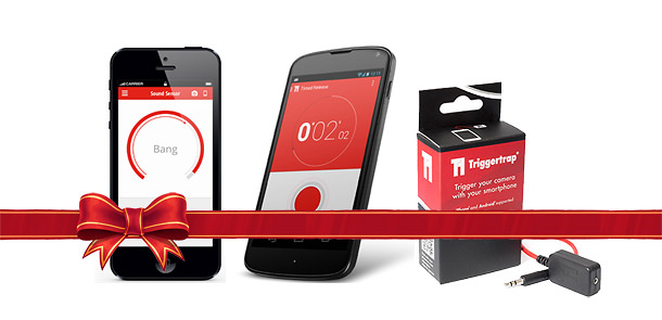 Triggertrap Mobile - 2013 Holiday Guide