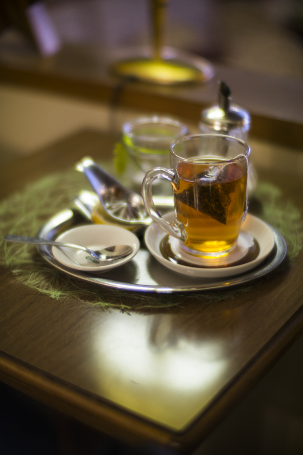 Tea - Handevision Ibelux 40mm f/0.85 Lens Sample Photo
