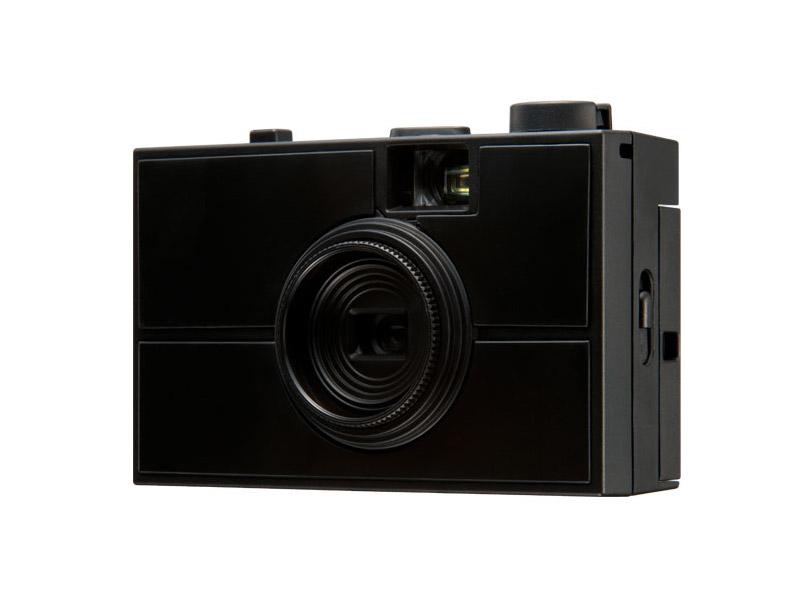 Last Camera DIY Plastic Film Camera