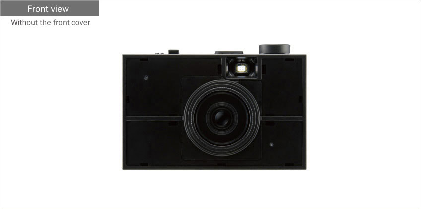 Last Camera DIY Camera - Front