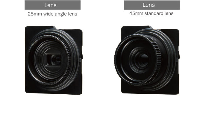 Last Camera - Interchangeable Lenses