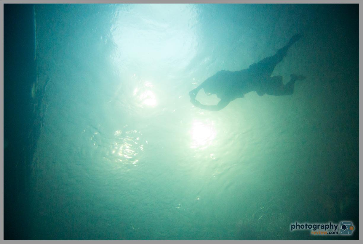 Nikon 1 AW1 Underwater Sample Photo