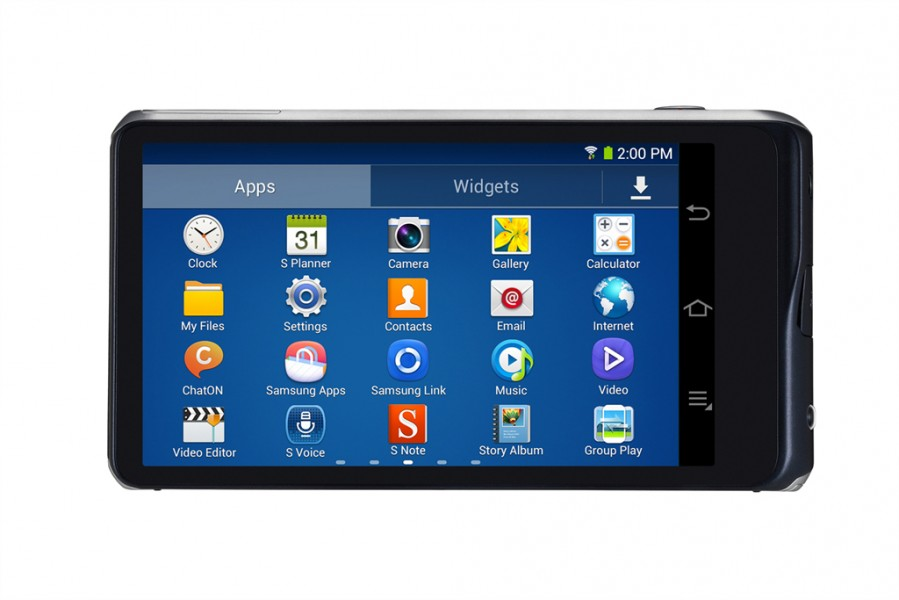 Samsung Galaxy Camera 2 Android Camera - 4.8-Inch Touchscreen