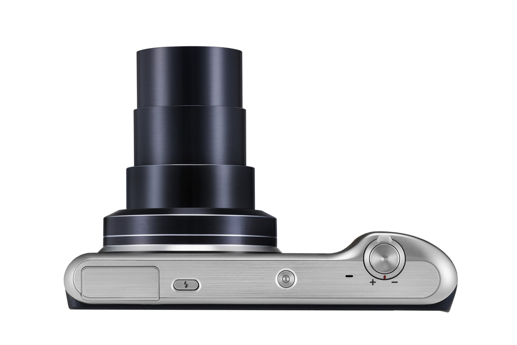 Samsung Galaxy Camera 2 With 21x Zoom Lens - Top