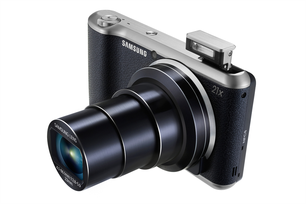 Samsung Galaxy Camera 2 - Bouncable Pop-up Flash