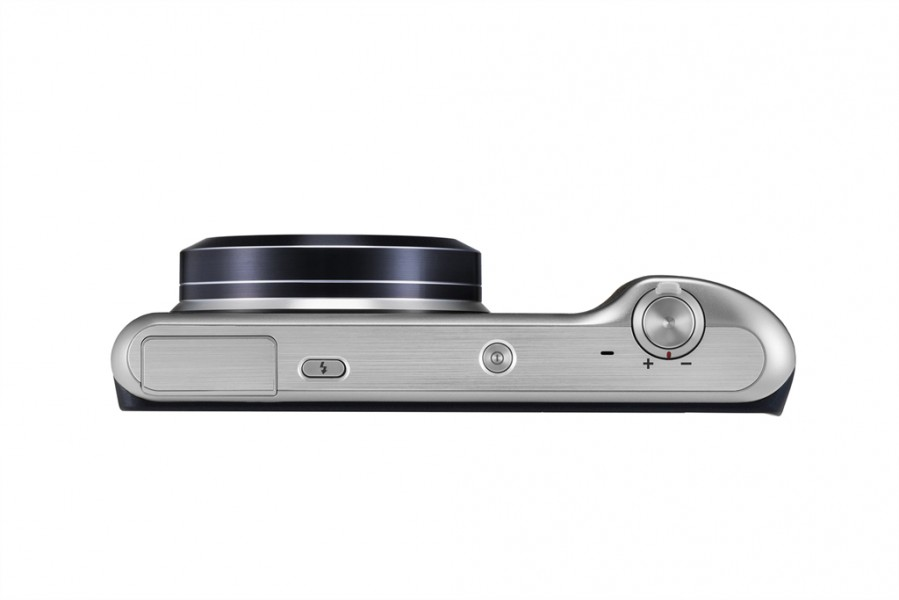 Samsung Galaxy Camera 2 - Top - Off