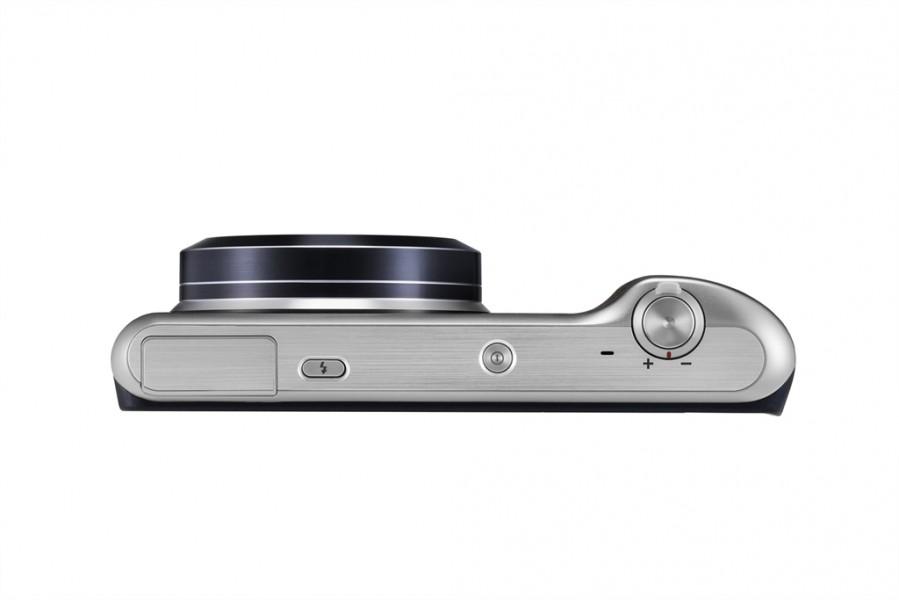 Samsung Galaxy Camera 2 - Top - Off