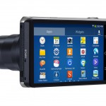 Samsung Galaxy Camera 2 Android Camera - Rear Angle - Black