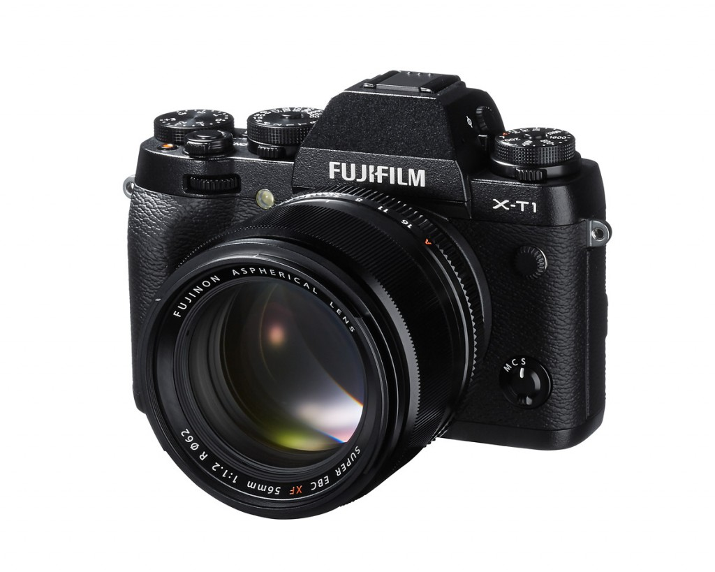 Fujifilm X-T1 Weatherproof Mirrorless Camera