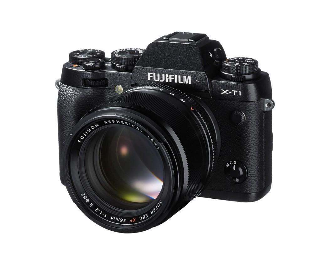 Fujifilm X-T1 Weatherproof Mirrorless Camera