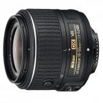 New AF-S Nikkor 18-55mm f/3.5-5.6G VR II Zoom Lens