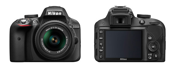 The Nikon D3300 Offers AA-Free Sensor In An Affordable ...
