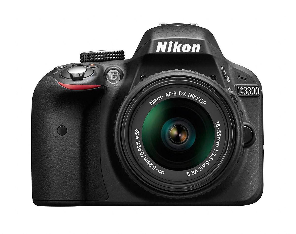 Nikon D3300 - Front