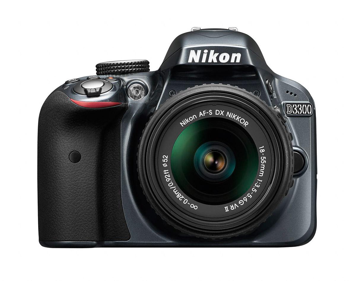 Nikon D3300 - Silver