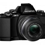 Olympus OM-D E-M10 - Black