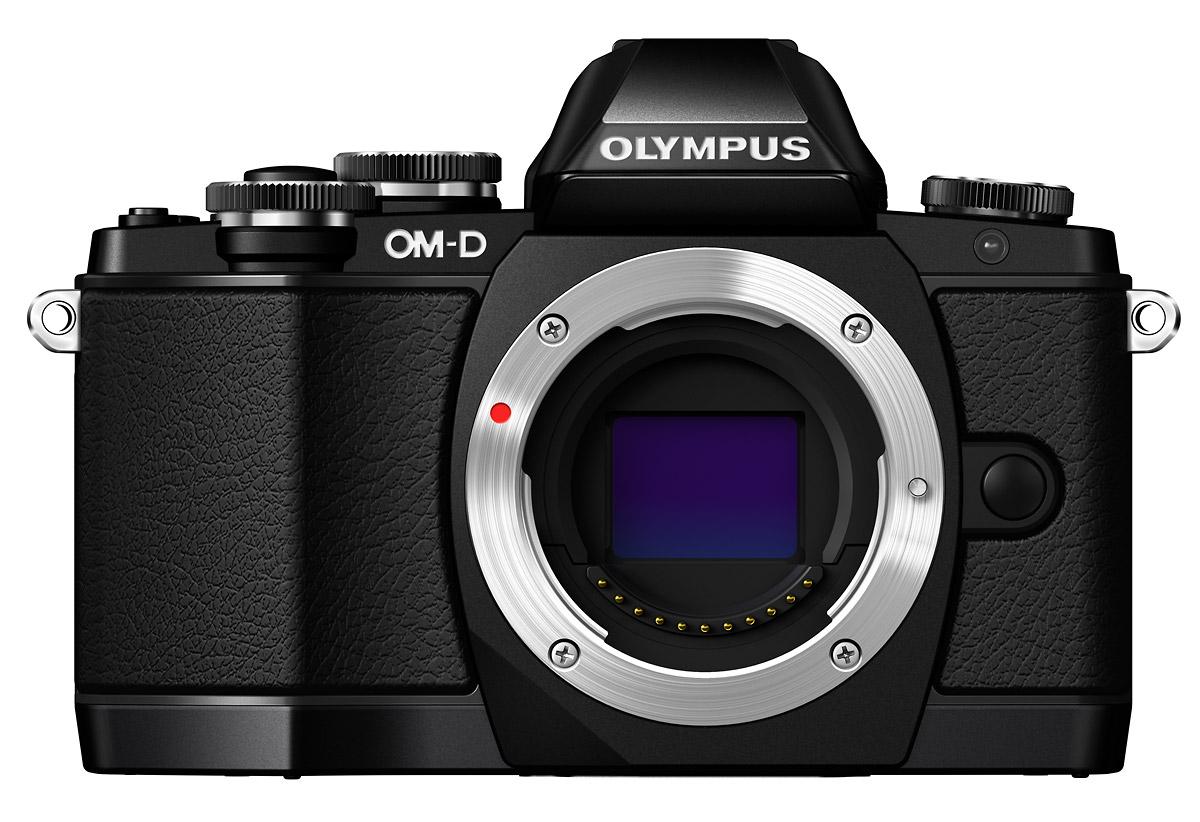 Olympus OM-D E-M10 Camera Body - Black
