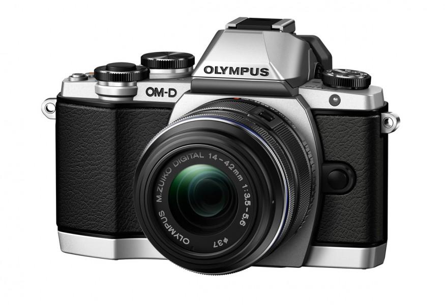 Olympus OM-D E-M10 - Silver