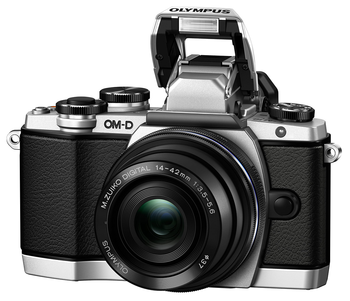 Olympus OM-D E-M10 - Smaller, Affordable OM-D • Camera News and Reviews