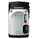 Olympus Stylus Tough TG-850 - Silver - White