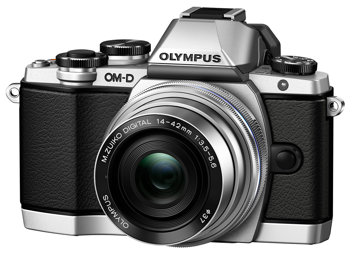 Olympus OM-D E-M10 With New 14-42mm Pancake Zoom Lens