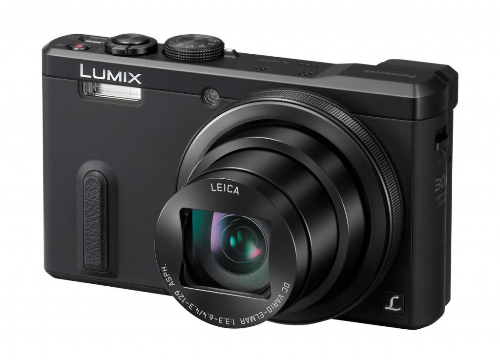 Panasonic Lumix ZS40 Pocket Superzoom Camera