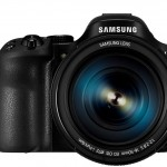 Samsung NX30 - Front View With 16-50mm f/2-2.8 Zoom Lens
