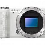 Sony Alpha A5000 with 20.1-Megapixel APS-C CMOS Sensor