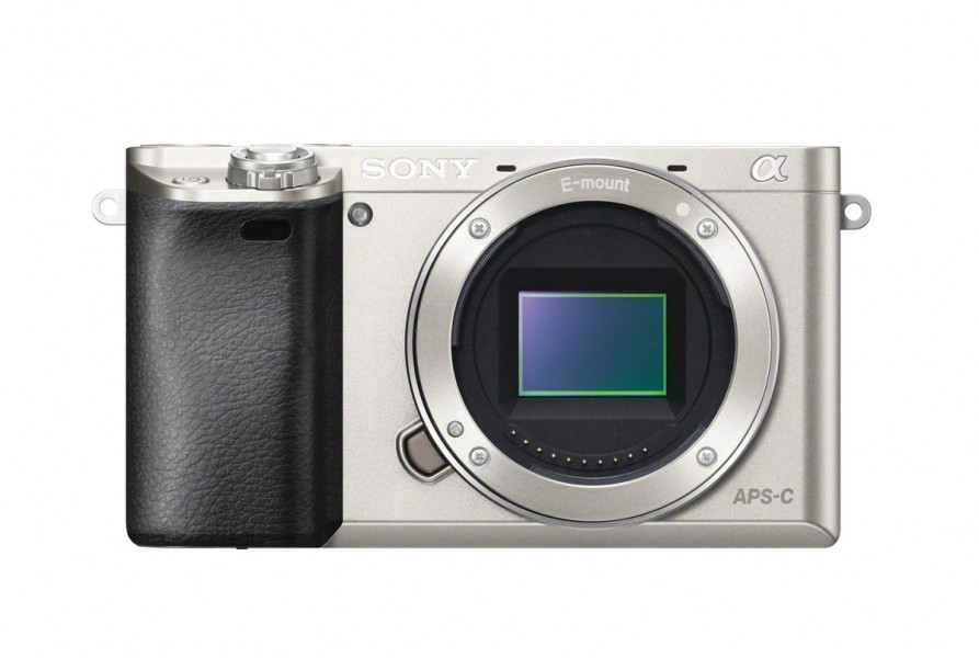 Sony Alpha A6000 - 24-MP APS-C CMOS Sensor