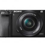 Sony Alpha A6000 - Black