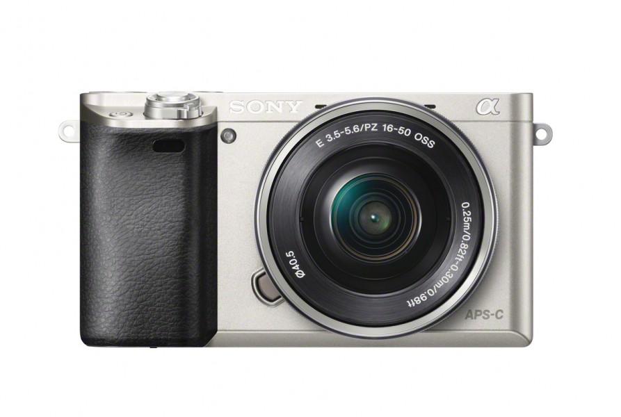 Sony Alpha A6000 - Silver