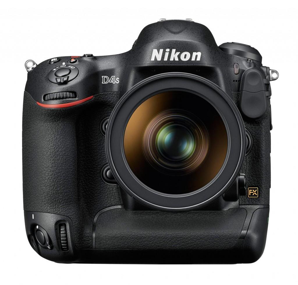 Nikon D4S Flagship DSLR