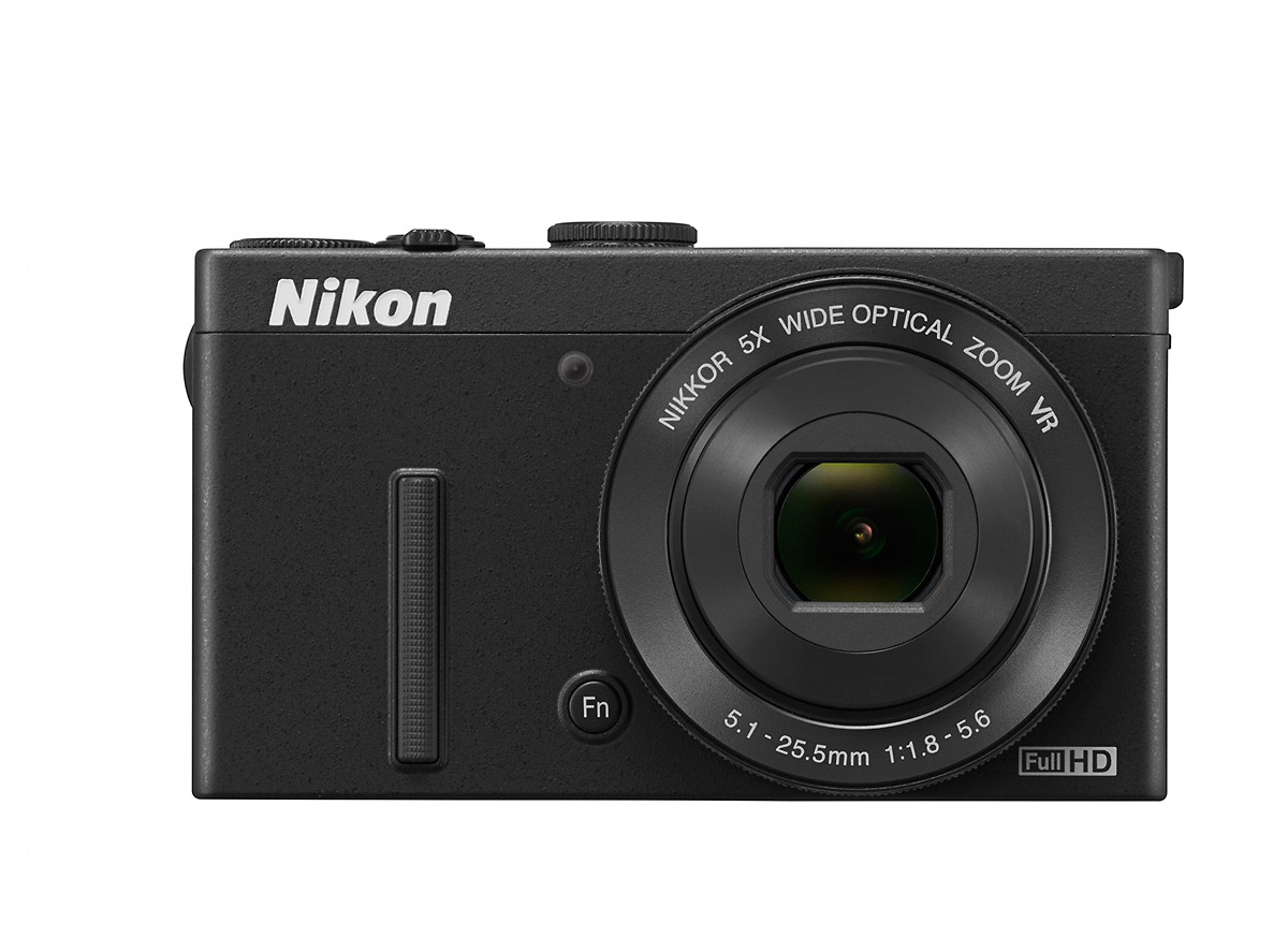 Nikon Coolpix P340 High-End Pocket Camera With f/1.8 Lens & Wi-Fi