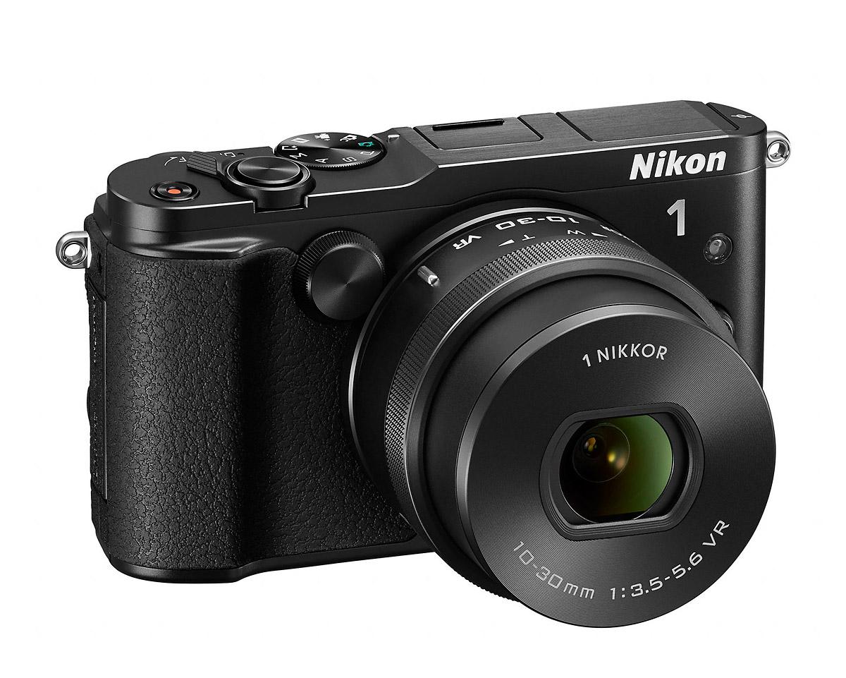 Nikon 1 V3 - Front Right View