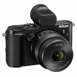 Nikon 1 V3 With DF-N1000 Electronic Viewfinder
