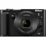 Nikon 1 V3 Mirrorless Camera - Front View