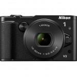Nikon 1 V3 Mirrorless Camera - Front View